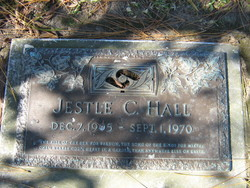 Jestle C. Hall