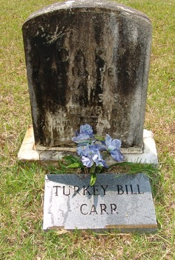 William Perry TURKEY BILL Carr