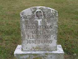 Fred Vernon Cooley