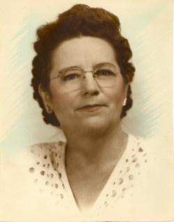 Lillie George Mama <i>Goforth</i> Carr