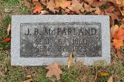 J B McFarland