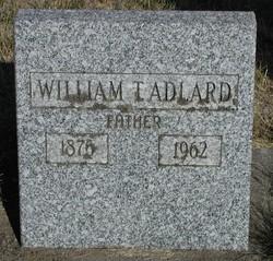 William T Adlard