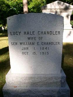 Lucy <i>Hale</i> Chandler