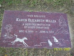 Karen Elizabeth Miller
