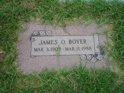 James O Boyer