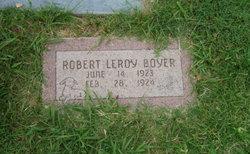 Robert Leroy Boyer