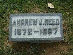 Andrew Jackson Reed