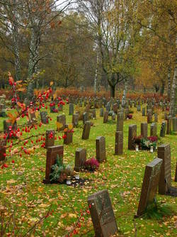 Skogskyrkog�rden (The Woodland Cemetery)