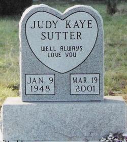 Judy Kaye <i>Doyle</i> Sutter