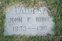 John Francis Rhine