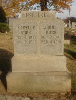 John J Burk