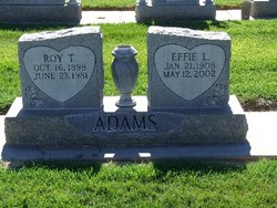 Effie L. Adams