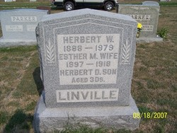 Esther Marie <i>Towns</i> Linville