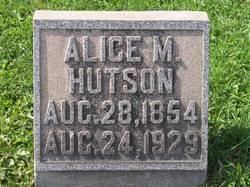 Alice Margaret Hutson