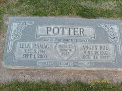 Lela <i>Ramage</i> Potter