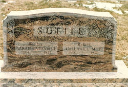 Sarah Catherine <i>Bowman</i> Suttle