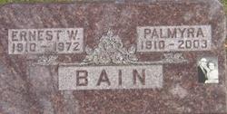 Palmyra Bain