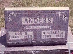 Charles Albert Bert Anders