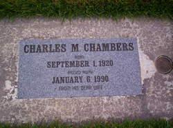 Charles M Chambers