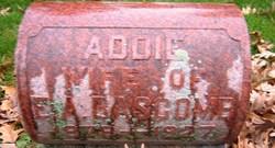 Addie <i>Gifford</i> Bascomb