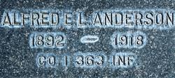 Alfred E. L. Anderson