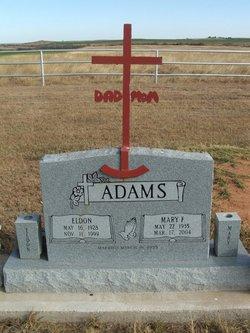 Mary Frances <i>Wilson</i> Adams