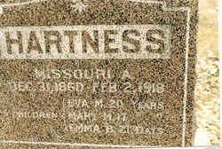 Missouri Ann <i>Bowman</i> Hartness