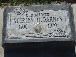 Shirley H Barnes