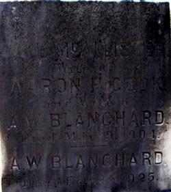 A W Blanchard