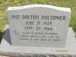 Pvt Dalton Pulsipher