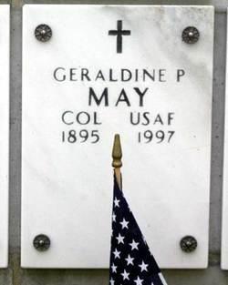 Geraldine Pratt May