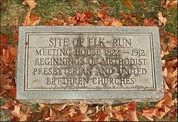 Elk Run Cemetery