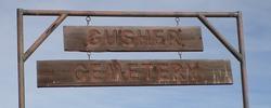 Gusher Cemetery