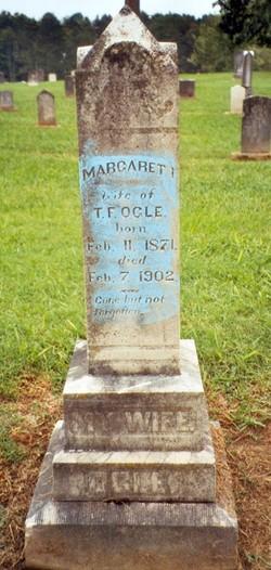 Margaret I. <i>Perryman</i> Ogle