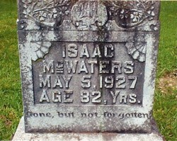 Isaac McWaters