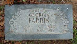 Georgia Ole <i>Hunt</i> Farris