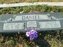 Arline <i>Robbins</i> Daniel