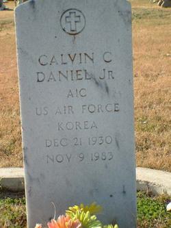 Calvin Clayton Daniel, Jr