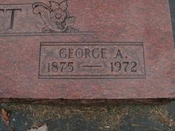 George Albert Hackett