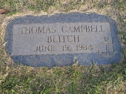 Thomas Campbell Blitch