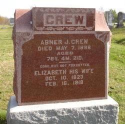 Abner J Crew