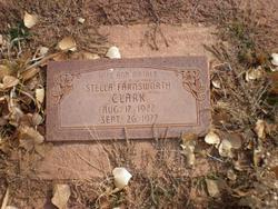 Stella Mae <i>Farnsworth</i> Clark