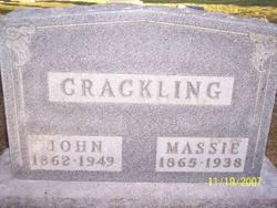 Massie <i>Shoemaker</i> Crackling