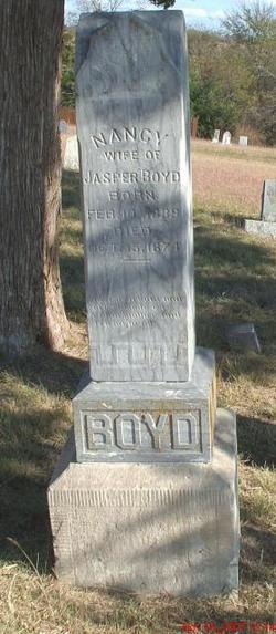 Nancy <i>Shively</i> Boyd