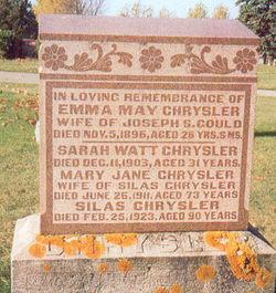 Mary Jane <i>Gould</i> Chrysler