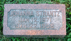 Johanna Helena Strantz