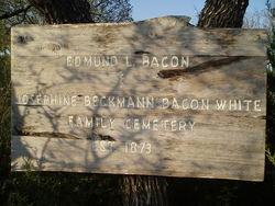Bacon-Beckmann Cemetery