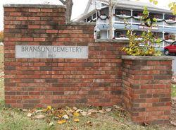 Branson City Cemetery