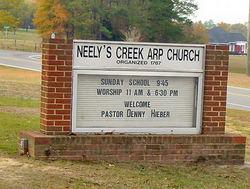 Neely's Creek ARP Church Cemetery