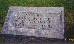 Mary Helen <i>Livingston</i> Nichols